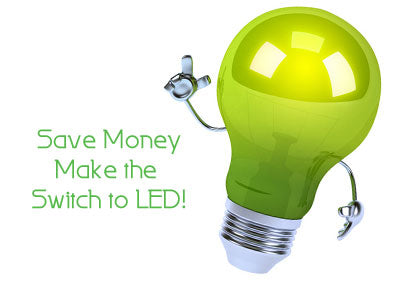 How LED Lighting Can Save You A Ton Of Money