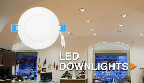 LED Panels LED Downlights