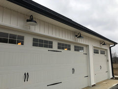 Barn Lights for Garage Lighting