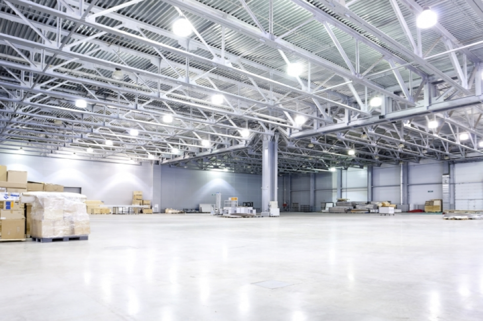 LED Warehouse High Bay Lighting