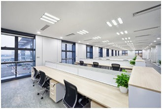 Commercial Center LED Retrofits!