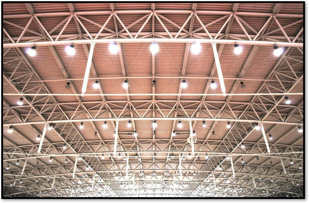 High Mounting Lighting Applications for Industrial Environments