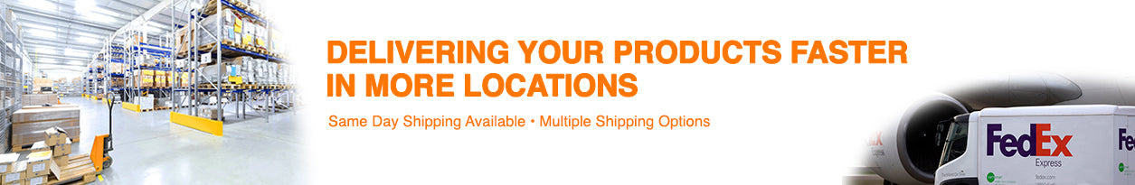 HTM Lighting Solutions Shipping Information