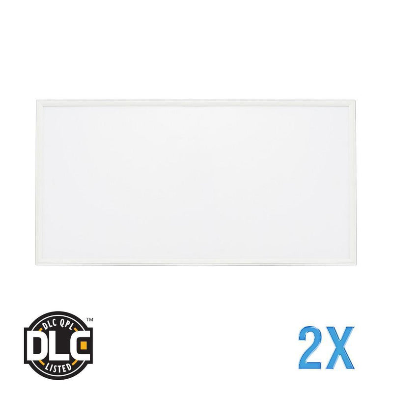 40w 2x4 dimmable led panel direct wiring 120. Black Bedroom Furniture Sets. Home Design Ideas