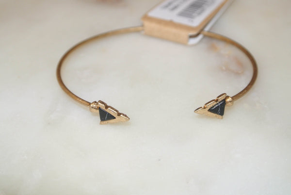 Black Arrow Bracelet