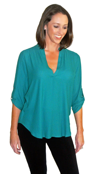 Everglade Lush Tunic