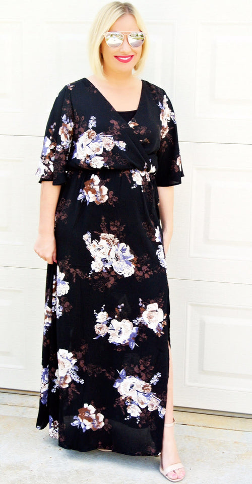 Fall into the Occasion Maxi