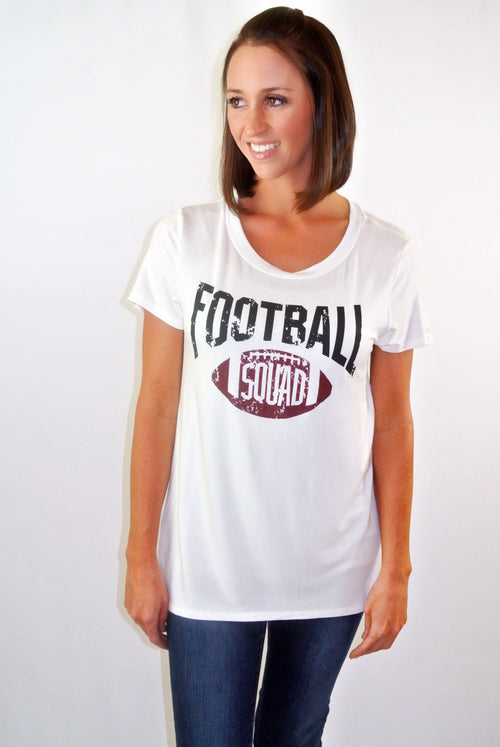 Football Squad Top