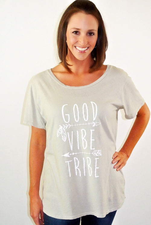 Good Vibe Tribe Top