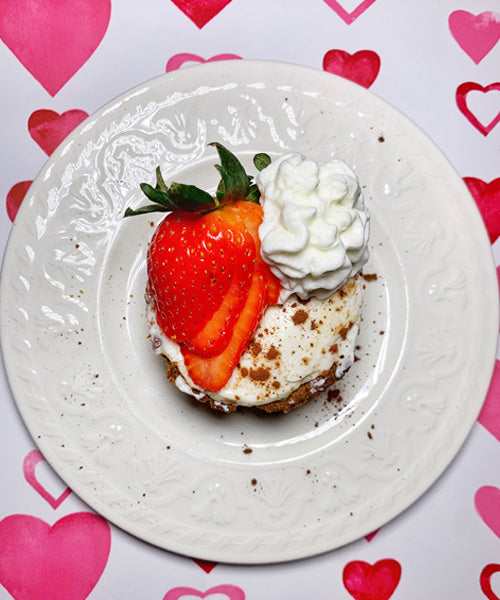 *Happy Valentines Day* Mini Ice Cream Pie (Recipe)