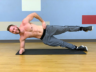 15 Minute At-Home Abs (Workout)