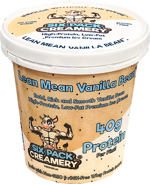 Lean Mean Vanilla Bean