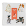Pooch Coaster Set - Set of 4