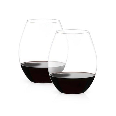 "Riedel ""O"" Syrah/Shiraz Glasses (Set of 2) Glassware Riedel"