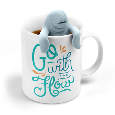 Go With the Flow Tea Infuser and Mug Set