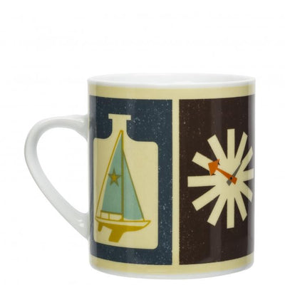 Mid Century Collectibles Mug