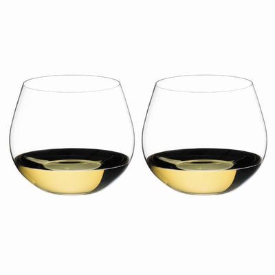 "Riedel ""O"" Chardonnay Glasses (Set of 2) Glassware Riedel"