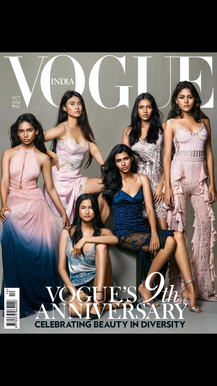 Good Cloth in Vogue India