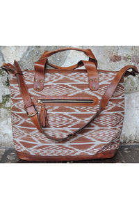 Leguna Weekender in Natural - Good Cloth
