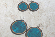 Watermark Earrings - Good Cloth