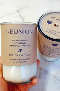 Reunion | Reuniting Immigrant Families | Basil, Sage & Mint