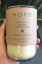 Hope | Fight Climate Change | Rosemary Mint