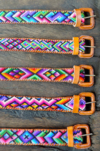 Panajachel Belt - Good Cloth