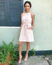 Pink Ikat Shift Dress-Only M Left