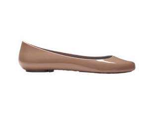 Ballerina Flats in Blush - Good Cloth