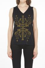 Ravi Printed Cascade Tank - Good Cloth