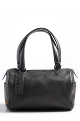 Classic Black Satchel - Good Cloth