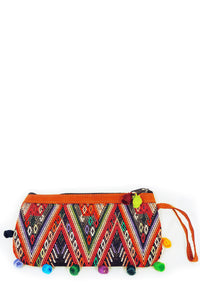 Pom Pom Wristlet - Good Cloth