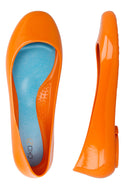 NEW! Ballerina Flats in Mandarin