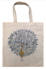 Peacock Tote - Good Cloth