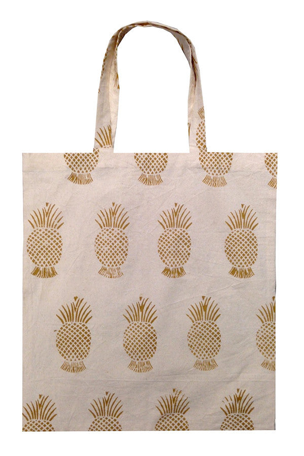 Pineapple Tote - Good Cloth