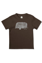 Happy Camper Kids' Organic Cotton Tee - Good Cloth