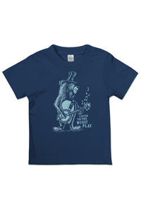 Listen to the Music Kids' Organic Cotton Tee - Good Cloth