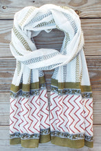 Stripes Scarf - Good Cloth