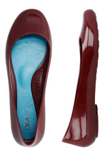 NEW! Ballerina Flats in Port