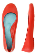 NEW! Ballerina Flats in Poppy
