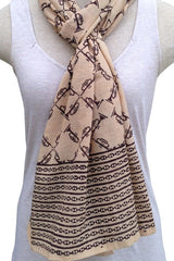 Trumpets Scarf - Good Cloth