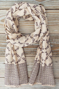 Trumpets Scarf