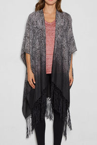 Amursk Poncho - Good Cloth