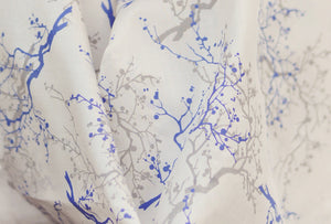 Silk Cherry Blossom Scarf - Good Cloth