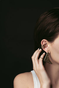 Woven Ear Cuff - Good Cloth