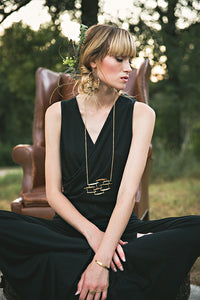 Maxi Jumpsuit - Good Cloth