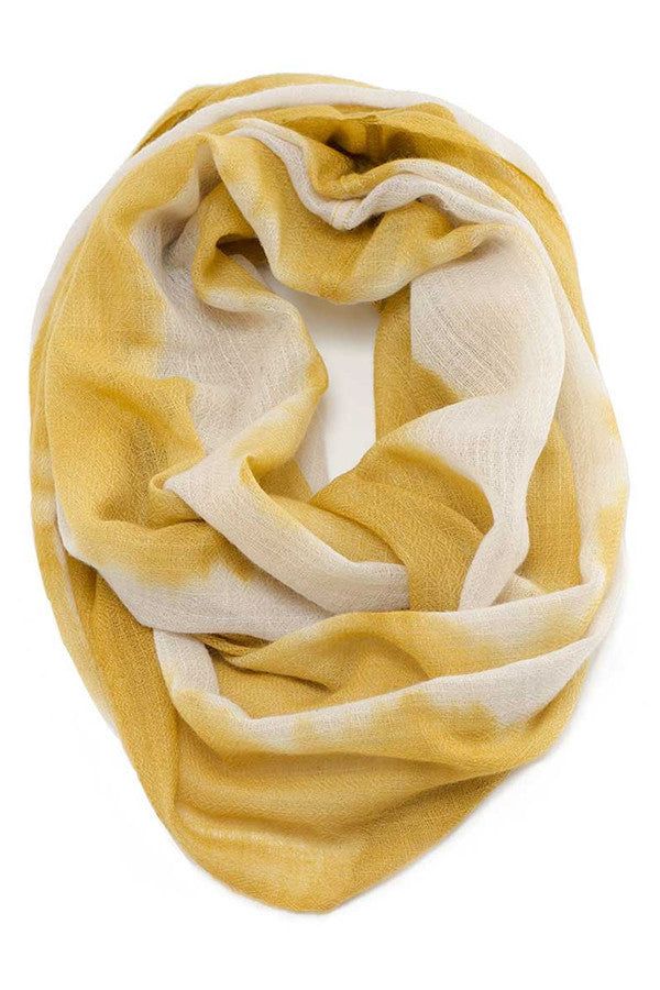 Limited Edition Cashmere Infinity Ombre Scarf - Good Cloth