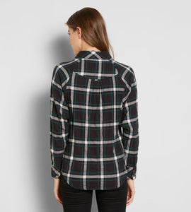 Tartan Button Up - Good Cloth