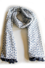 Nautical + Tassels Scarf - Good Cloth