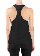 Hemp + Organic Cotton Racerback Year-Round Tank in Black - Good Cloth